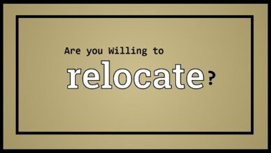 """Photo of 6 Best answers to """"Are you willing to Relocate""""? Questions in an interview"""